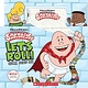Scholastic Inc. Let's Roll! Sticker Activity Book (Captain Underpants TV)