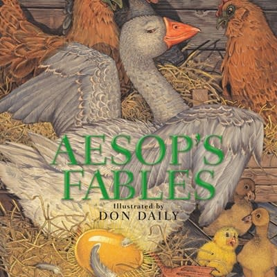 Running Press Kids Aesop's Fables
