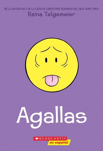 Scholastic en Espanol Agallas (Guts)