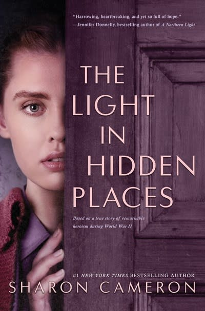 Scholastic Press The Light in Hidden Places