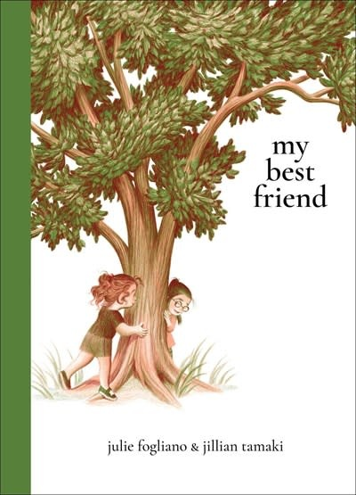 Atheneum Books for Young Readers My Best Friend