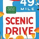 Chronicle Books 49 Mile Scenic Drive Notebook Collection