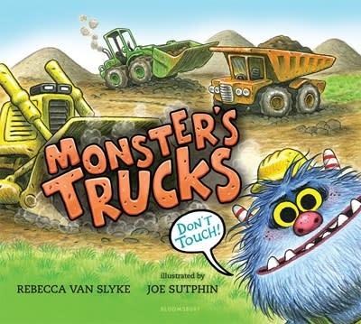 Bloomsbury Children's Books Monster's Trucks