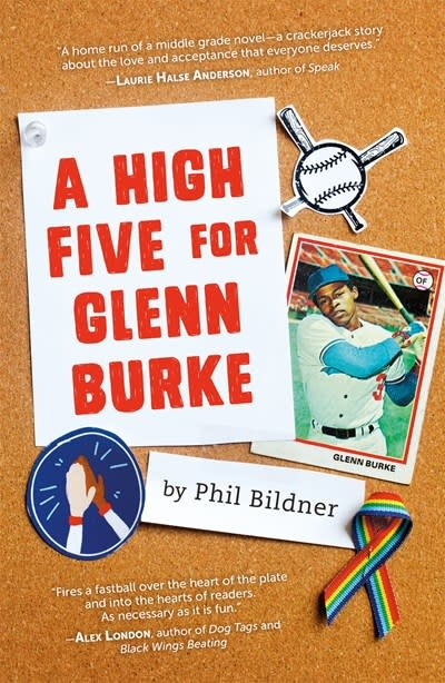 Farrar, Straus and Giroux (BYR) A High Five for Glenn Burke
