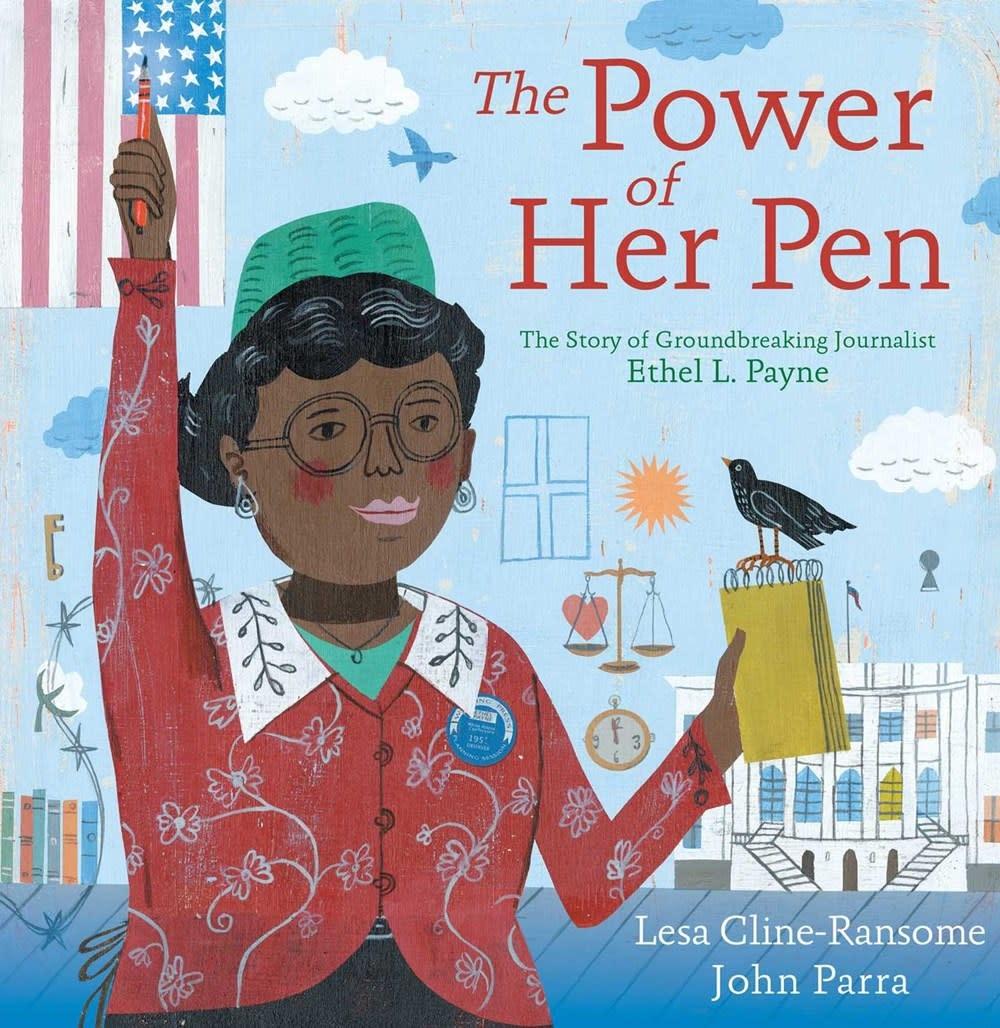 Simon & Schuster/Paula Wiseman Books The Power of Her Pen: ...Groundbreaking Journalist Ethel L. Payne