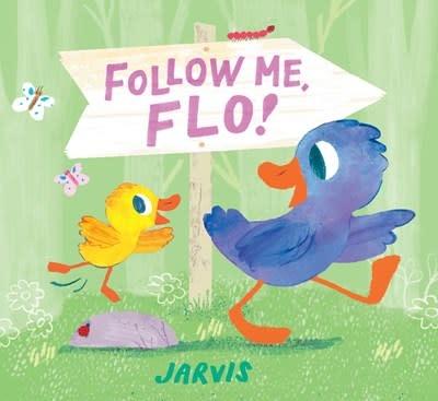 Candlewick Follow Me, Flo!