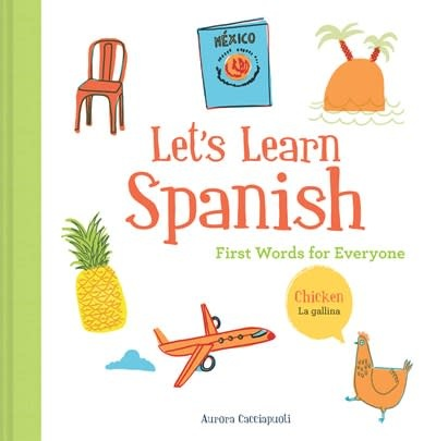 Chronicle Books Let's Learn Spanish