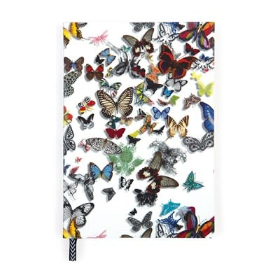 Christian Lacroix Christian Lacroix Heritage Collection Butterfly Parade A5 Layflat Notebook