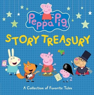 Candlewick Entertainment Peppa Pig Story Treasury