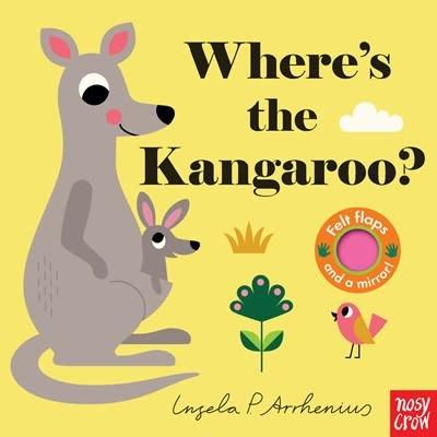 Nosy Crow Where's the Kangaroo?