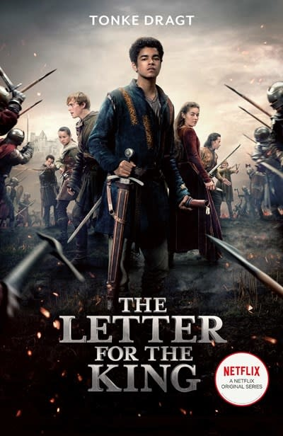 Pushkin Children's Books The Letter for the King (Netflix Original Series Tie-In)