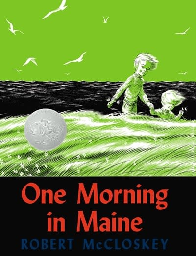 Viking Books for Young Readers One Morning in Maine