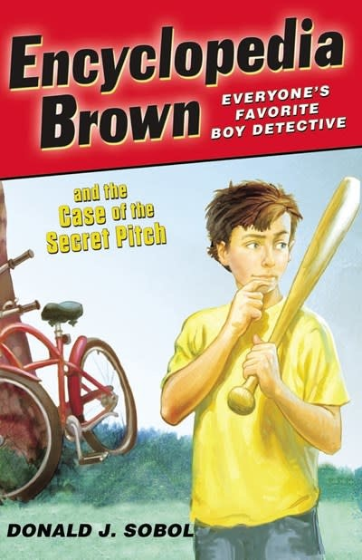 Encyclopedia Brown 02 Case of the Secret Pitch