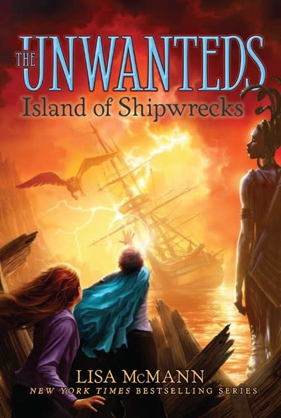 The Unwanteds 05 Island of Shipwrecks