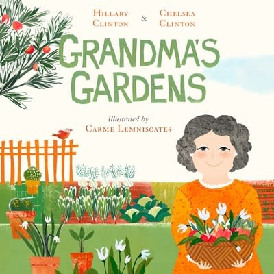 Philomel Books Grandma's Gardens