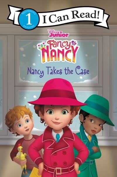 HarperCollins Disney Junior Fancy Nancy: Nancy Takes the Case