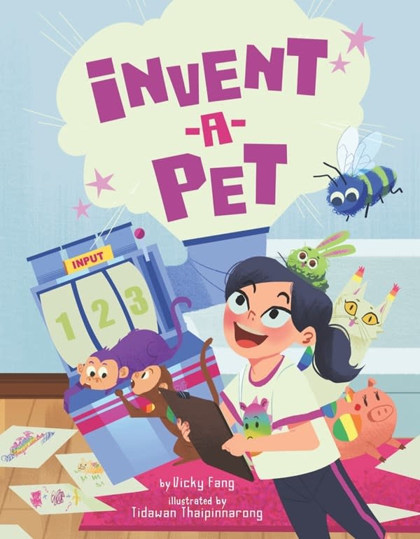 Sterling Children's Books Invent-a-Pet