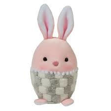 Douglas Toys Basket Bunnies