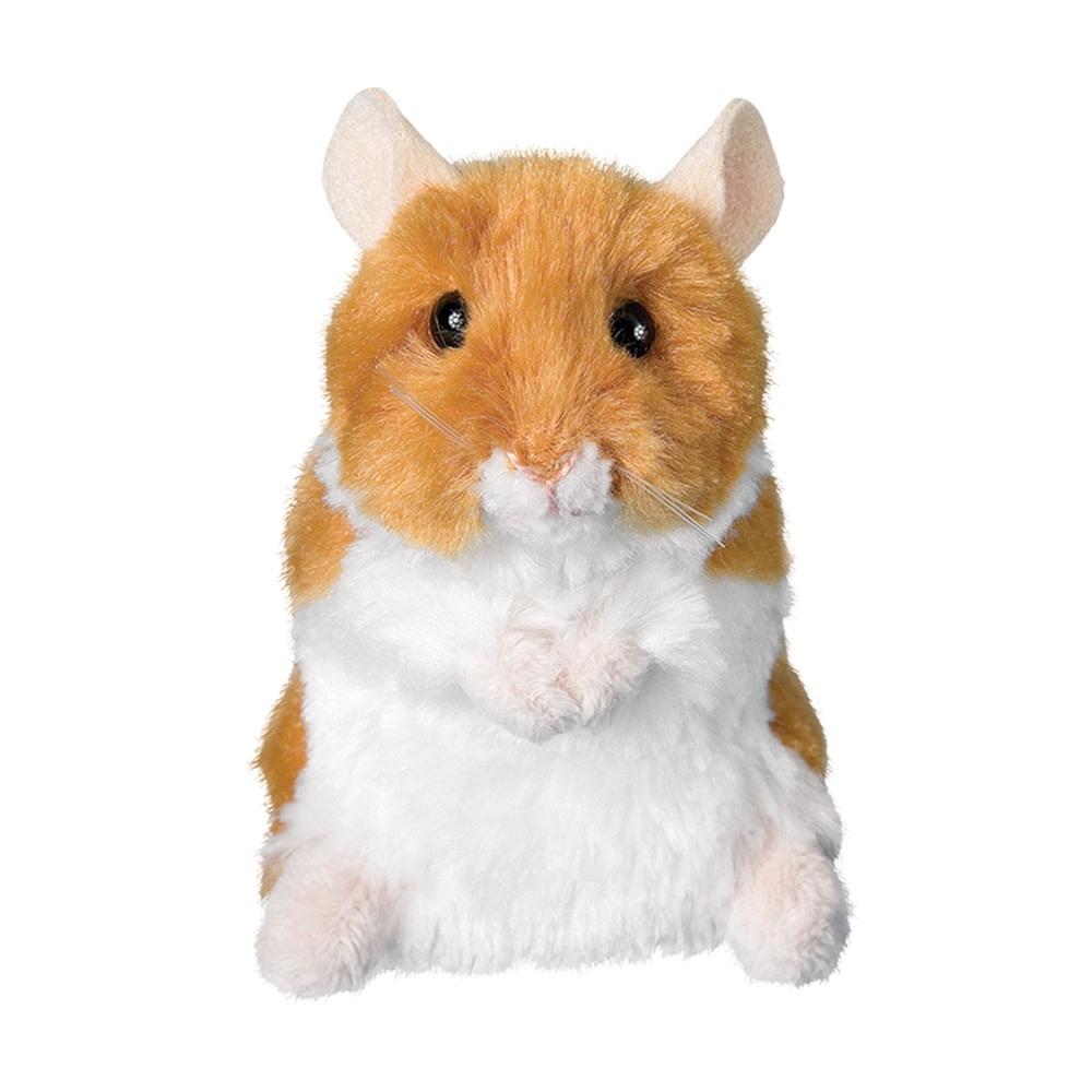 Brushy Hamster (Small Plush)