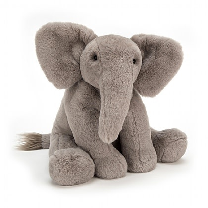 Emile Elephant (Medium Plush)
