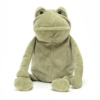 Fergus Frog (Small Plush)