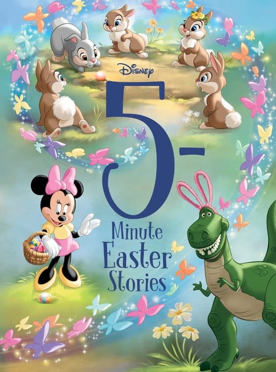 Disney Press Disney: 5-Minute Easter Stories