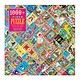 Firecracker Labels Puzzle (1000 piece Jigsaw)