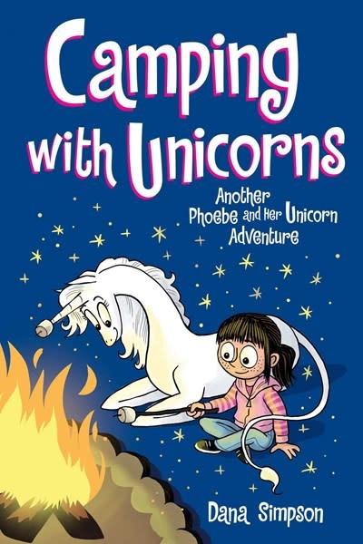 Andrews McMeel Publishing Phoebe and Her Unicorn 11 Camping with Unicorns