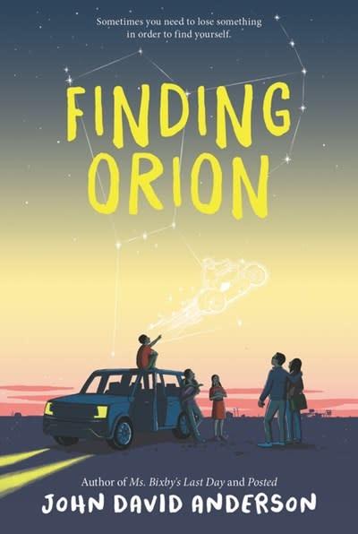 Walden Pond Press Finding Orion