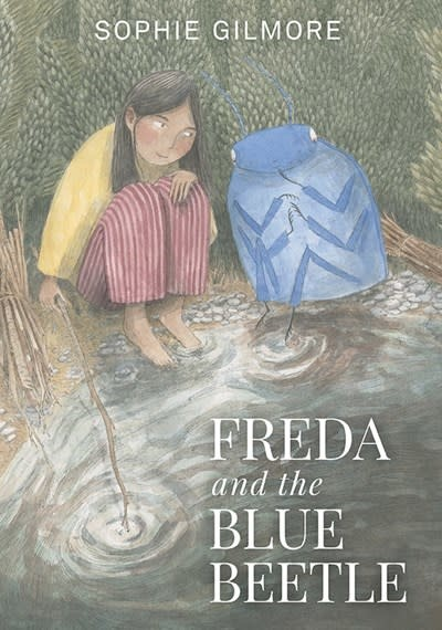 Owlkids Freda and the Blue Beetle