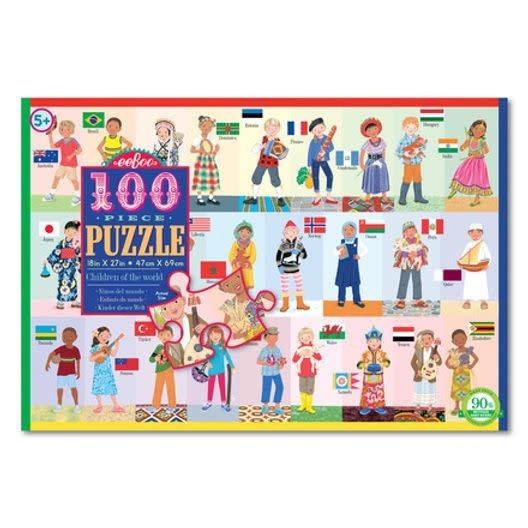 Children of the World (100 piece Jigsaw)