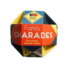 Family Charades Party Game