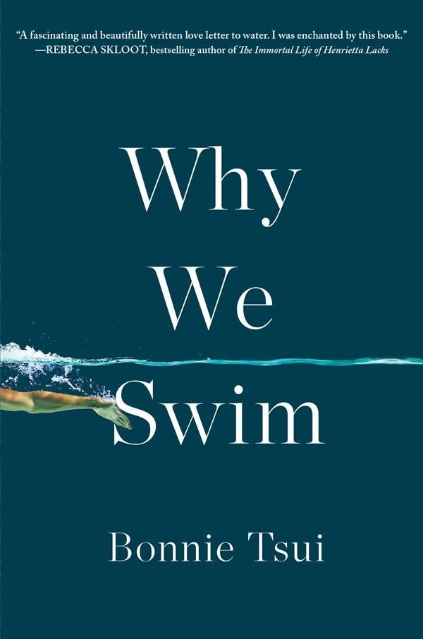 Algonquin Books Why We Swim