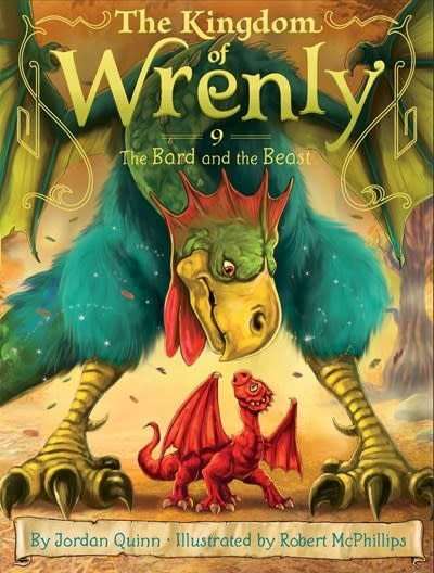 Little Simon Kingdom of Wrenly 09 The Bard and the Beast