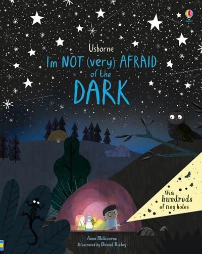 Usborne I'm Not (Very) Afraid of the Dark