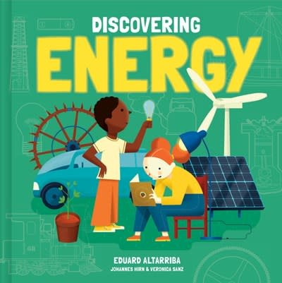 Button Books Discovering Energy