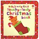 Baby's Very First Touchy-Feely Book: Christmas