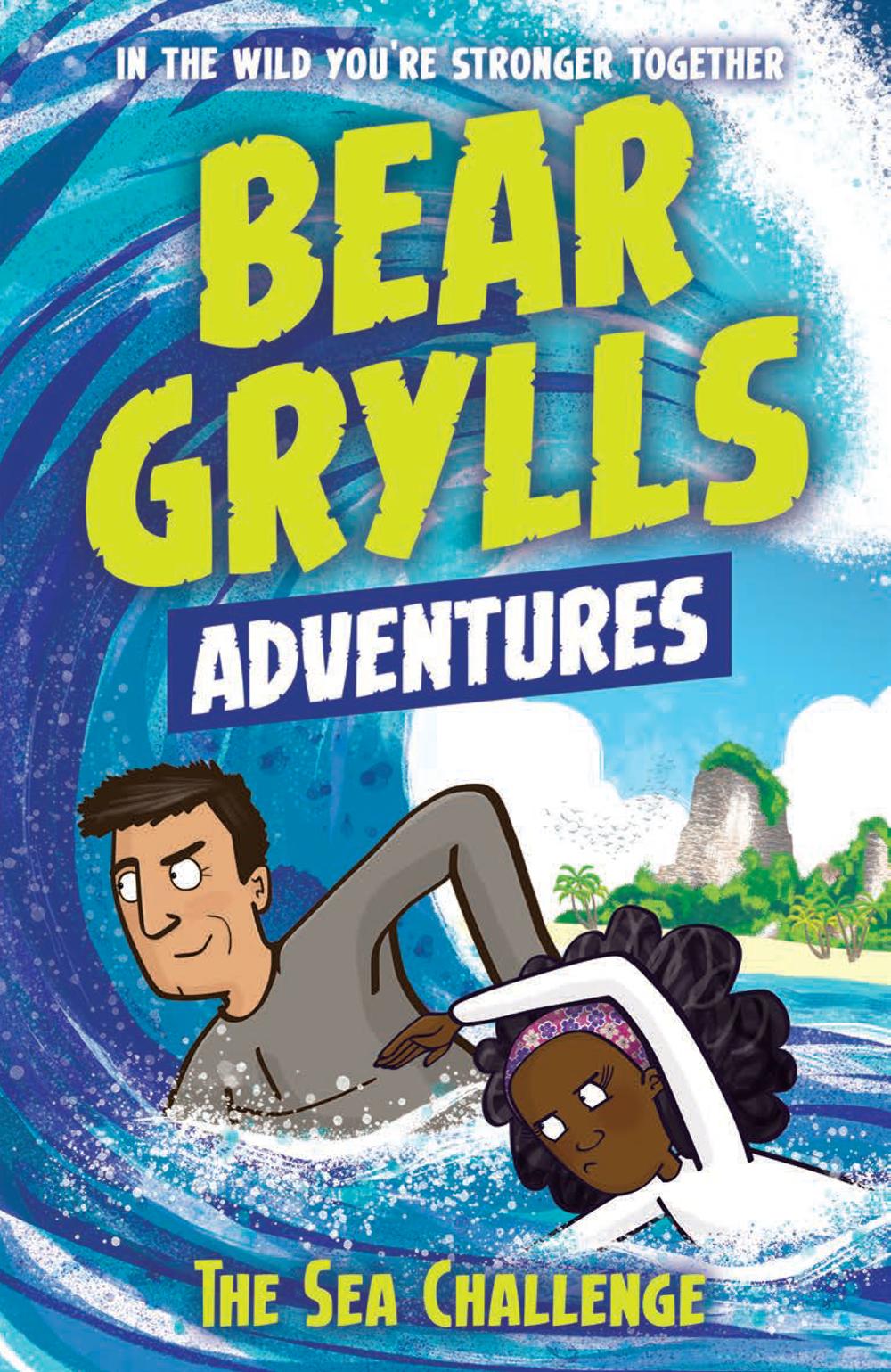 Kane Miller Books Bear Grylls Adventures: The Sea Challenge