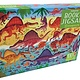 Usborne Dinosaurs Book and Jigsaw Puzzle