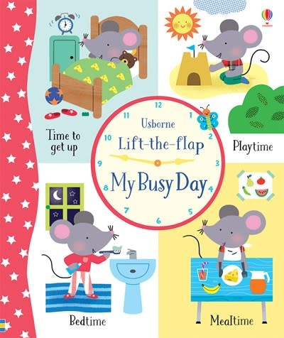 Usborne Lift-the-Flap My Busy Day