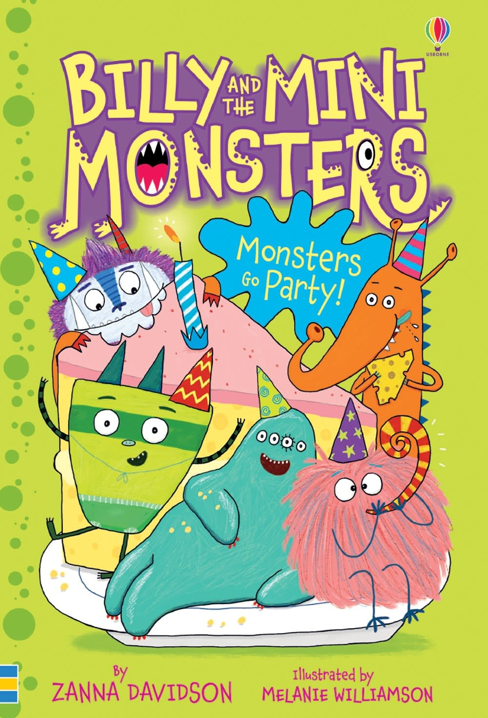 Usborne Billy and the Mini Monsters: Monsters Go Party!