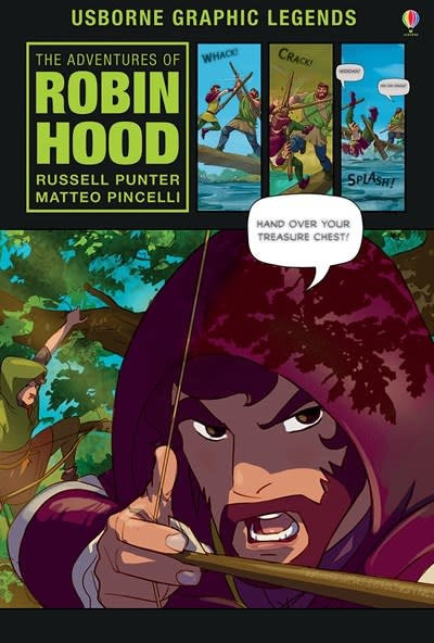 Usborne Adventures of Robin Hood