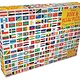 Usborne Flags Book & Jigsaw Puzzle