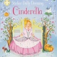 Usborne Little Sticker Dolly Dressing Cinderella