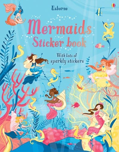 Mermaids Sticker Book