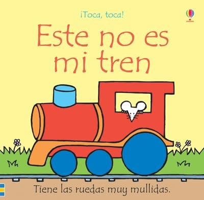 Usborne Este no es mi tren-That's Not My Train