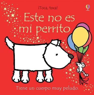 Usborne Este no es mi perrito...-That's Not My Puppy