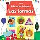 Usborne Libro con solapas Las formas-Lift-the-Flap Shapes