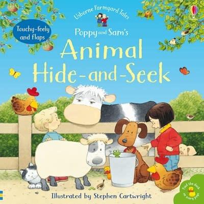 Usborne Poppy and Sam's Animal Hide-and-Seek (REVISED)