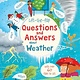 Usborne Lift-the-Flap Questions and Answers About Weather IR